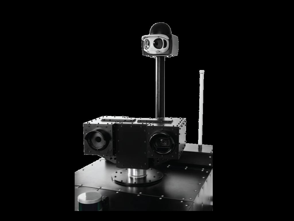 Pguard Security Robot Cameras
